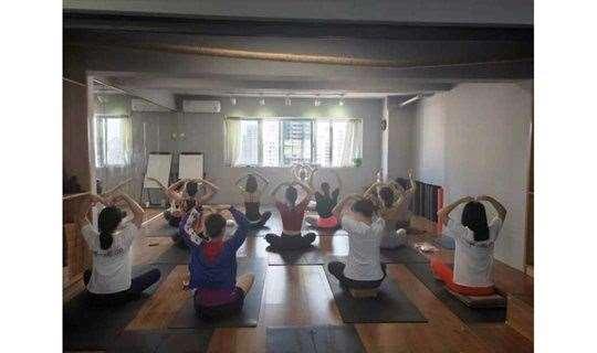 108场 No.12公益瑜伽 |李柔婵老师:昆达利尼瑜伽的太阳奎亚练习