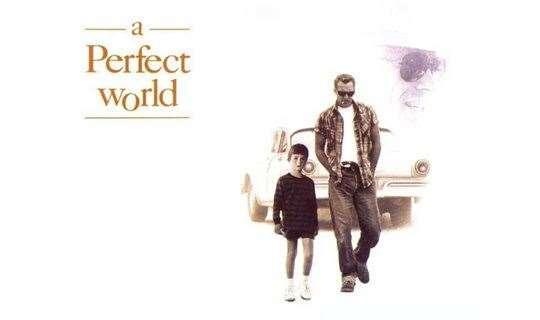 一个绑匪,却不是坏人《完美的世界》