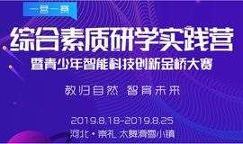 综合素质研学实践营暨青少年智能科技创新金桥大赛