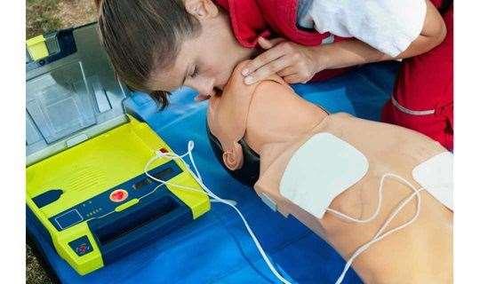 出手急救,你也可以 | 7.20美国心脏协会AHA HS拯救心脏课程
