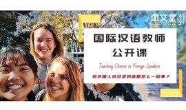 教外国人说汉语-国家汉语教师公开课