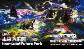 teamLab 未来游乐园 昆明恒隆广场站