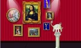 亲子艺术体验:卢浮宫大搜查--发掘蒙娜丽莎的秘密