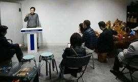 林雨阁每周四晚上充一次电演讲沙龙 练习演讲 突破自己演讲恐惧