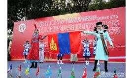 上海理工大学第五届留学生国际文化节--庆祝中华人民共和国成立70周年