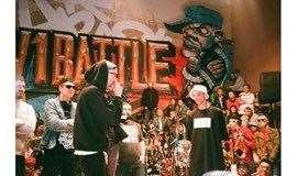 感受最Real的嘻哈,遇见最心动的TA!喜鹊桥嘻哈主题派对