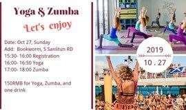 Yoga & Zumba: Let's enjoy