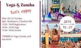 Yoga & Zumba: Let's enjoy