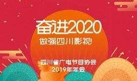四川省广电协会年会暨迎春联谊会!
