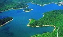 """【单身专题】徒步宁波的""""泸沽湖""""-九龙湖,沐浴湖光山色(1天)"""