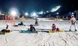 周六夜滑 | 怀北夜场滑雪·带你体验夜滑的浪漫与刺激!