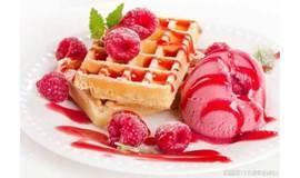 比利时文化月之最后一弹:美食系列之华夫饼下午茶