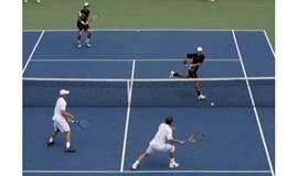 浦东打网球一起练习与提高,积极的克服疫情