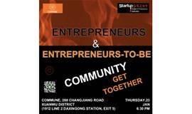 Startup Grind Community Get Together