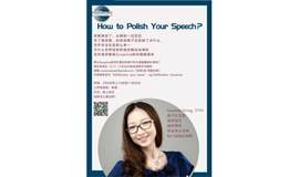 How to Polish Your Speech?