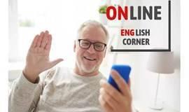 线上4人英语角 中外教,交友练英文了解各国文化