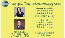 Sharpen Your Speech Delivery Skills