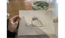 """系列线上分享会4   我的中国旅行日记之""""感观都市"""""""