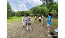 周日@羽毛球活动 0元免费 户外场地奥森场地 男女组队CP 挑战你的默契