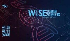 2020 WISE超级进化者大会