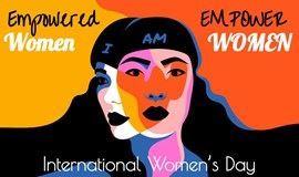 I AM! - An International Women's Day Celebration