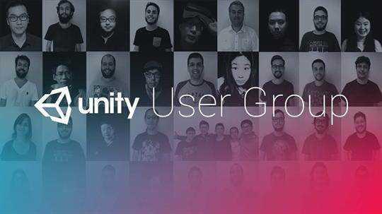 广州UUG(Unity User Group)
