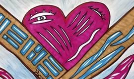 瑞典抽象派藝術家Kris Kullengren《愛與夢想》上海展出,3.18日開幕活動