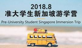 准大学生新加坡游学营 Pre-University Singapore Immersion Trip