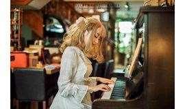 【零基础成人学钢琴】1节课学会1首曲子(轻松学会钢琴)新理念