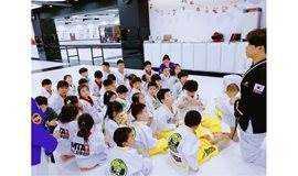 99元跆拳道3节体验课+体测