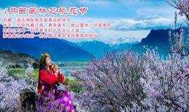 【林芝桃花节●全年仅此一期】3.30-4.8 川藏:成都,甲居藏寨,波密,林芝桃花,雅鲁藏布江大峡谷,拉萨,