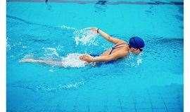 【杭州单人游泳】加拿大水域运动中心水适能游泳单人体验课一节