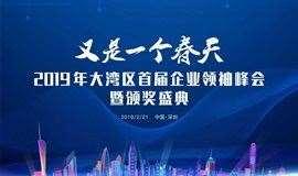 又是一個春天-2019大灣區首屆企業領袖峰會暨頒獎盛典