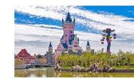 周六/周日,特价118畅玩天津方特欢乐世界,适合情侣和亲子家庭出游哟