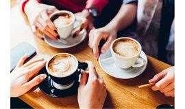 【拼拼碰碰】周末不再宅,到咖啡厅与感兴趣的人聊天聊地~