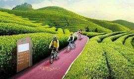相约网红自行车公园,骑行最美茶海小径(1天活动)