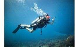 【苏州】加拿大国际水域运动中心单人潜水体验一次