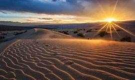 清明3日|徒步库不齐沙漠|用脚丈量沙漠 用心行走天际 经典沙漠徒步之旅
