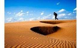 4.20周六:北京最近的沙漠天漠,电影【龙门飞甲】拍摄地,柳沟豆腐宴,永宁古城,