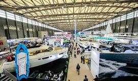 6月魔都游艇嘉年华——集结300+艘游艇实船,百场水上运动新体验