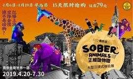 正經動物園-沉浸式主題體驗展南京站