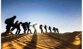 清明3日|?#35762;?#24211;?#40644;?#27801;漠|用脚丈量沙漠 用心行走天际 经典沙漠?#35762;?#20043;旅