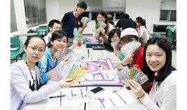 星创百万&松果仁研习社现金流游戏:创业沙盘,带你一天玩转自由人生