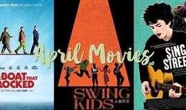【4月电影活动】自由的四月适合歌舞 · 4/26放映《初恋这首情歌》
