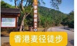 【单身星酋】穿越山海,领略徒步与美食之旅 |  香港麦径徒步