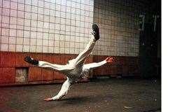 德尼斯·达扎克摄影展:《坠落》