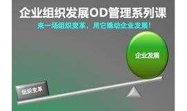 撬动企业发展利器——企业组织发展OD管理系列课(天津站)