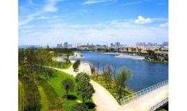 4月20日徒步梅溪湖公园,10公里湖滨生态景观