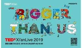 TEDxXi'anLive2019