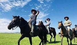 五一假期 坝上草原 (骑马)免费烤全羊 赠送闪电湖门票 篝火狂欢!